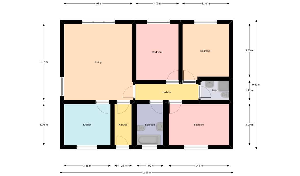 Servicii design interior DEMO