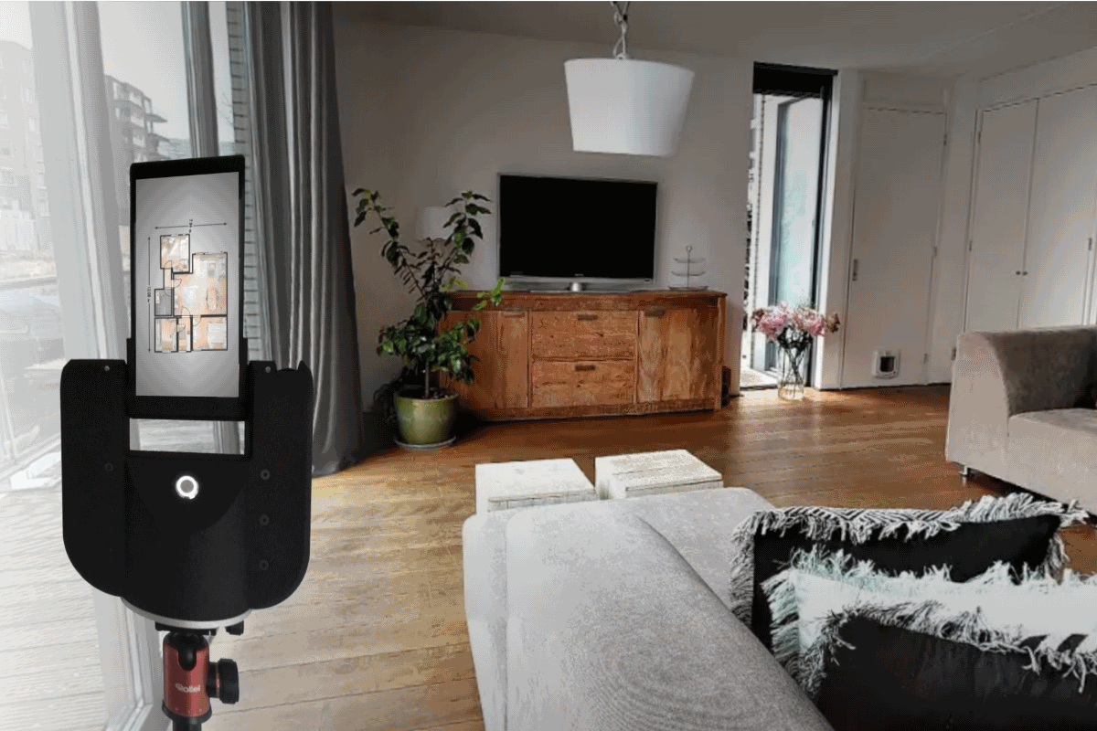 Tururi virtuale si scanari imobiliare 3D