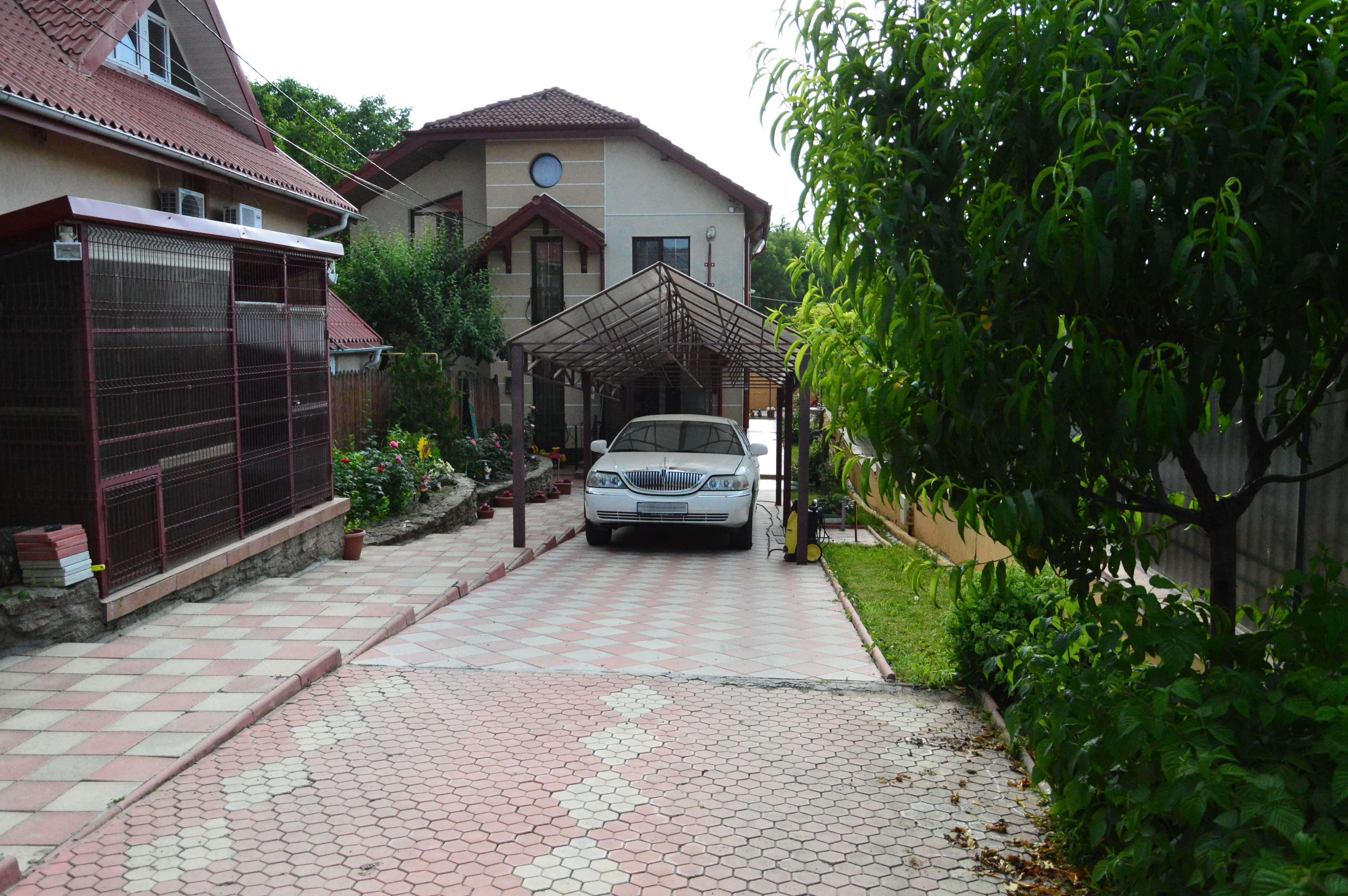 Vila de Lux in orasul Iasi