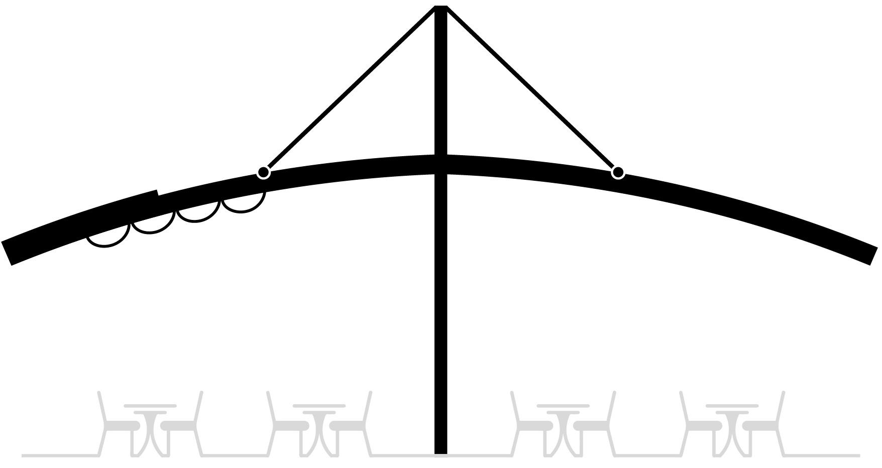 Pergola retractabila Vault Variance. Modele de pergole retractabile Sun Leader