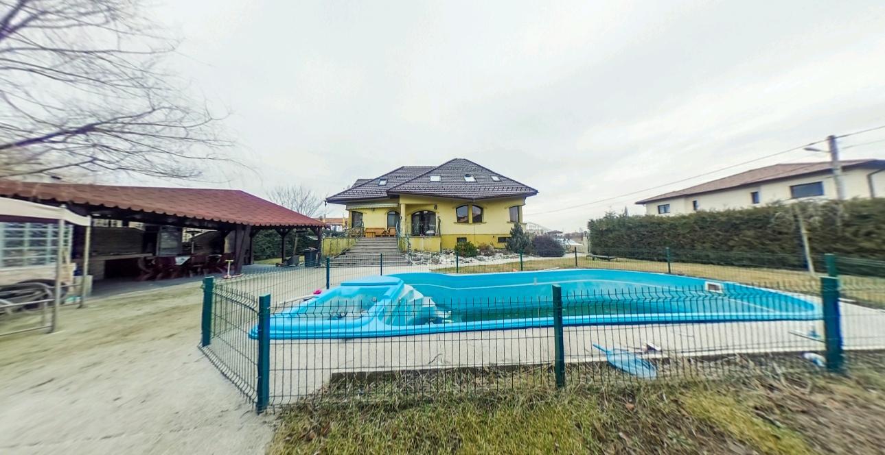 Vila de Lux cu piscina in Dumbravita, Timis