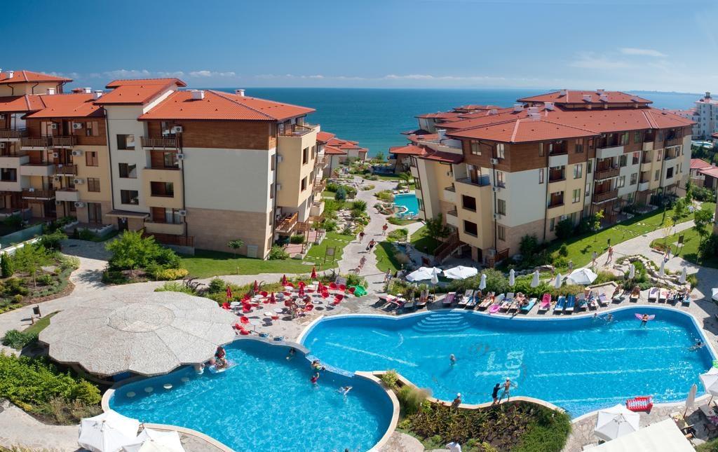Apartament 2 camere, complexul Garden of Eden*****, Bulgaria