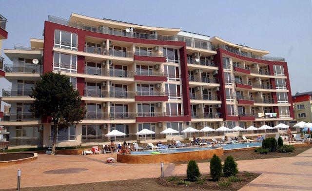 Apartament 2 camere prima linie Ravda, Bulgaria