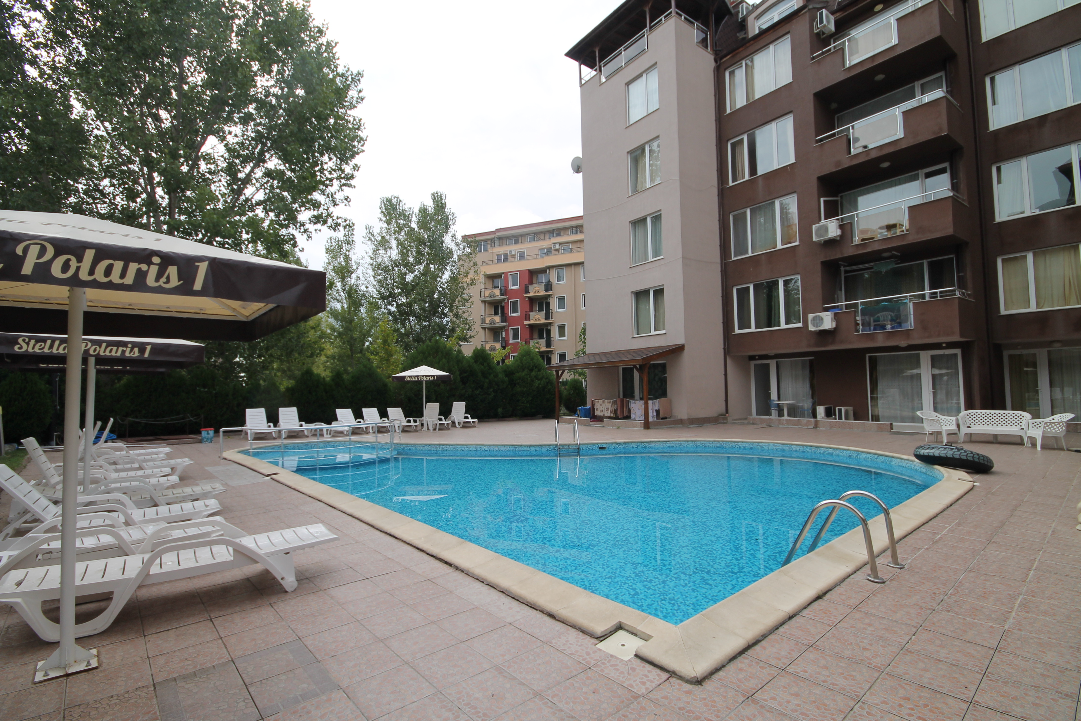 Apartament 2 camere Stela Polaris, Sunny beach, Bulgaria