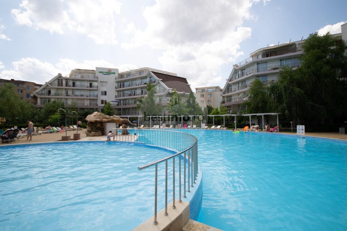 Apartament Bulgaria, complex Sun Vilage, Sunny Beach