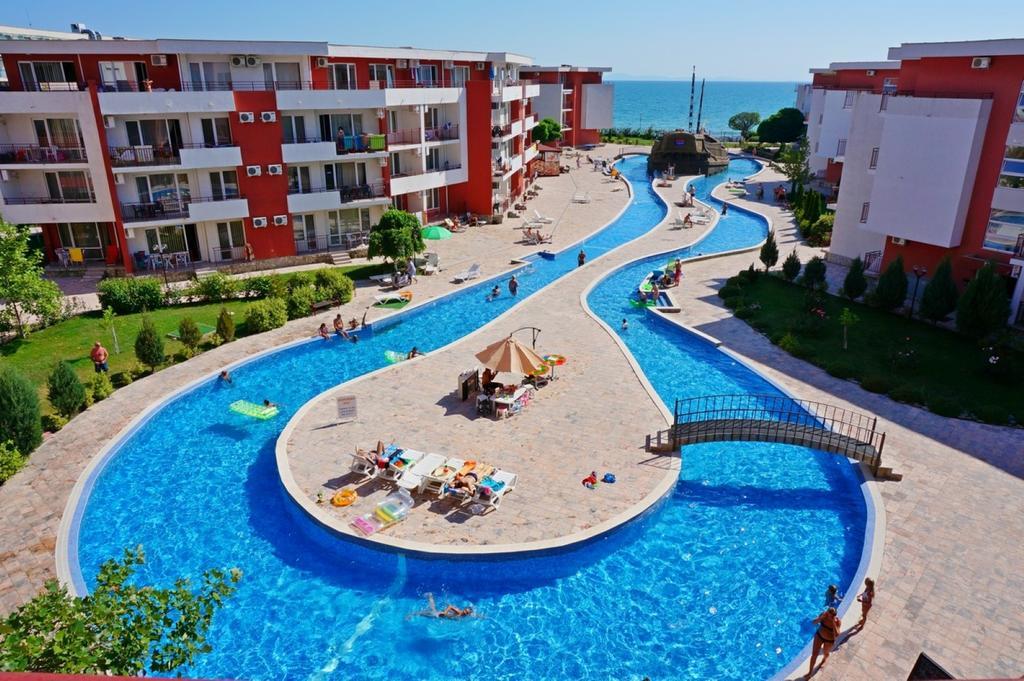 Apartament cu vedere la mare Privilege, Elenite, Bulgaria