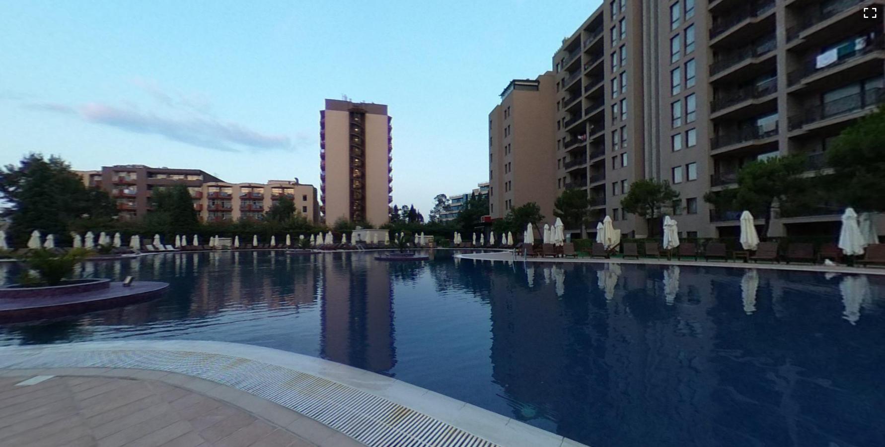Apartament Royal Beach Barcelo parter