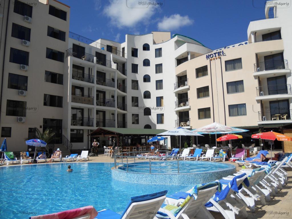 Apartament 2 camere Avalon*** Sunny Beach