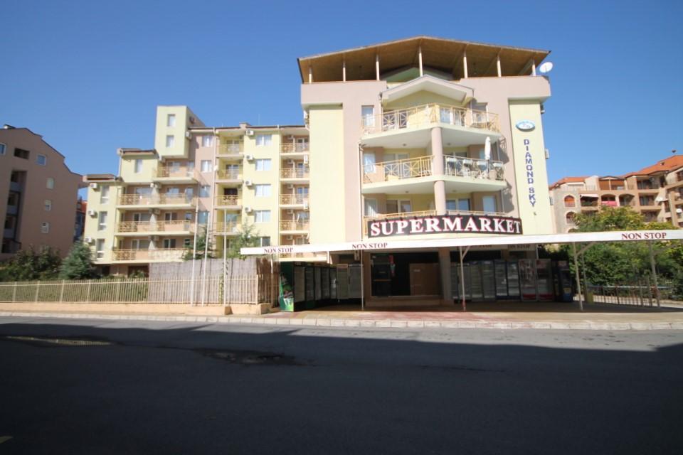 Apartament 3 camere complexul Diamond Sky Sunny Beach