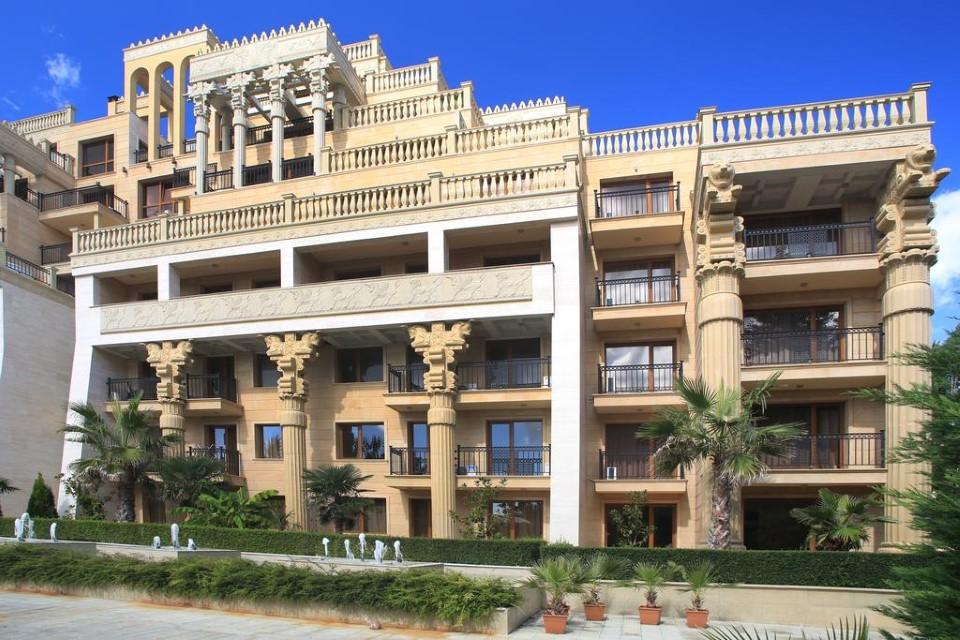 Apartament cu 2 camere in complexul Argisht Palace