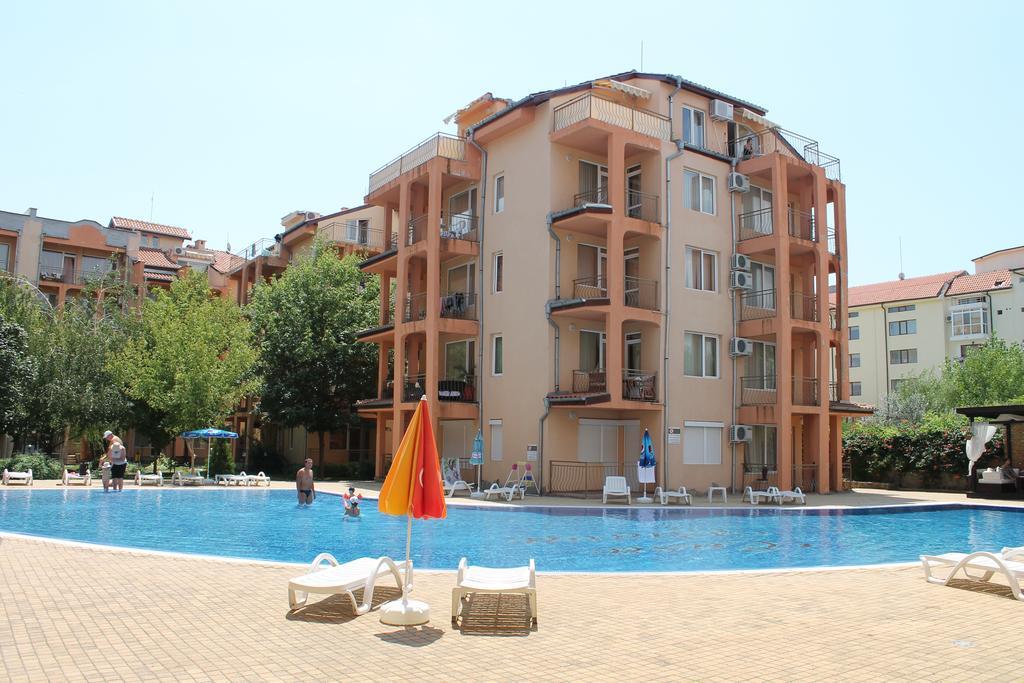 Apartament 2 camere in Sunny Beach Bulgaria, complex Casa Brava 2