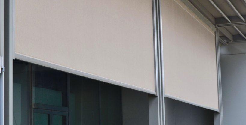 Sisteme de umbrire Zipscreen: umbrire terasa, ferestre, foisor si balcon