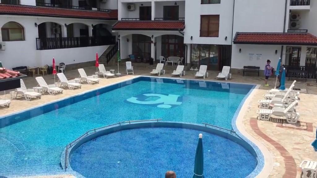 Apartament 2 camere in Kavarna – vedere la mare