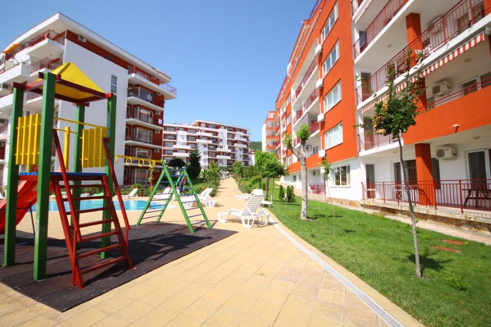 Apartament cu 2 camere, vedere la mare, complex Marina View