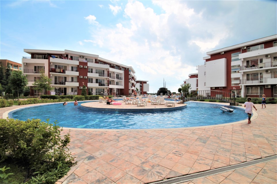 Apartament 2 camere Elenite, Privileage Fort Beach