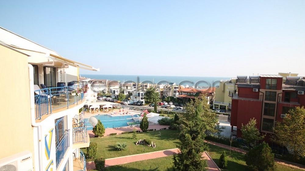 Apartament cu 3 camere cu vedere la mare, complex Vega