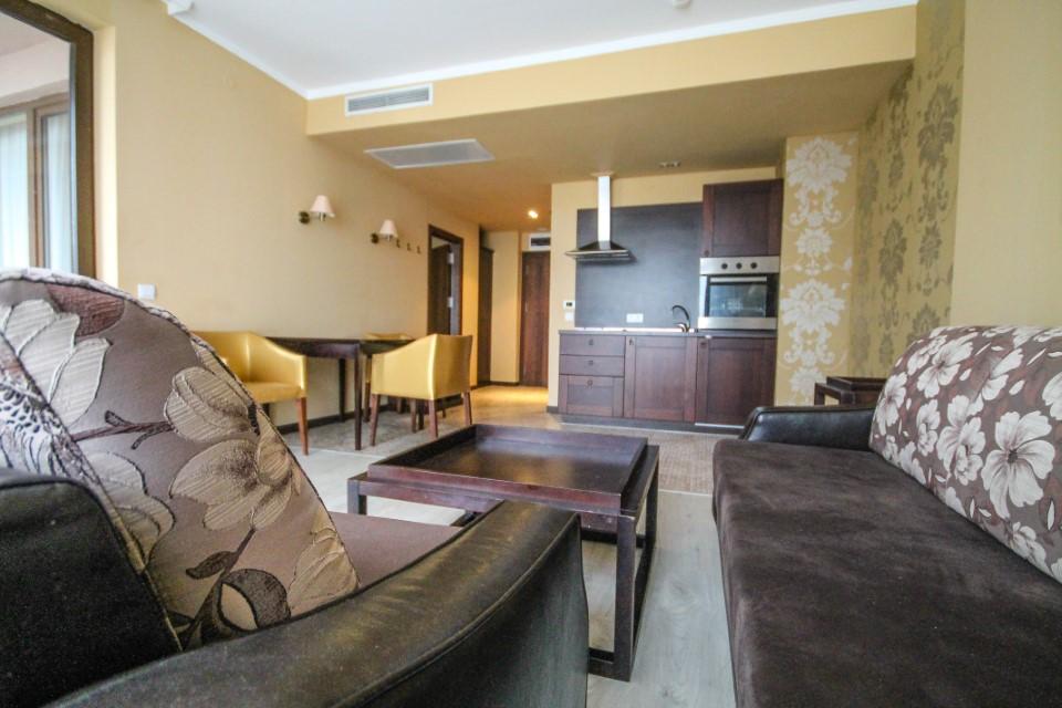 Apartament cu 2 camere, vedere la mare, Royal Barcelo*****