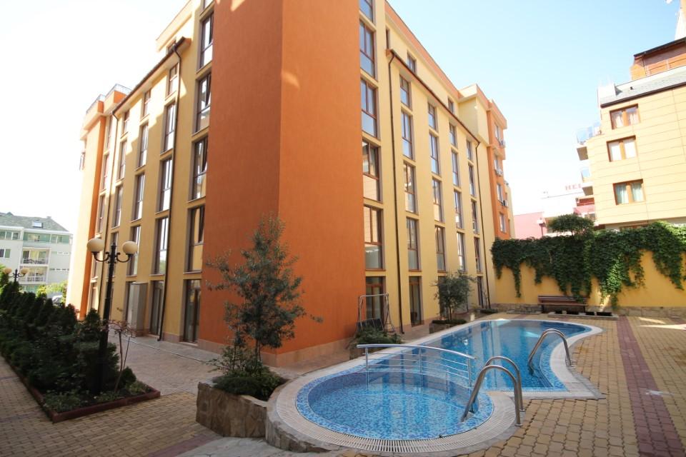 Apartament cu 2 camere, vedere la Mare, Sveti Vlas