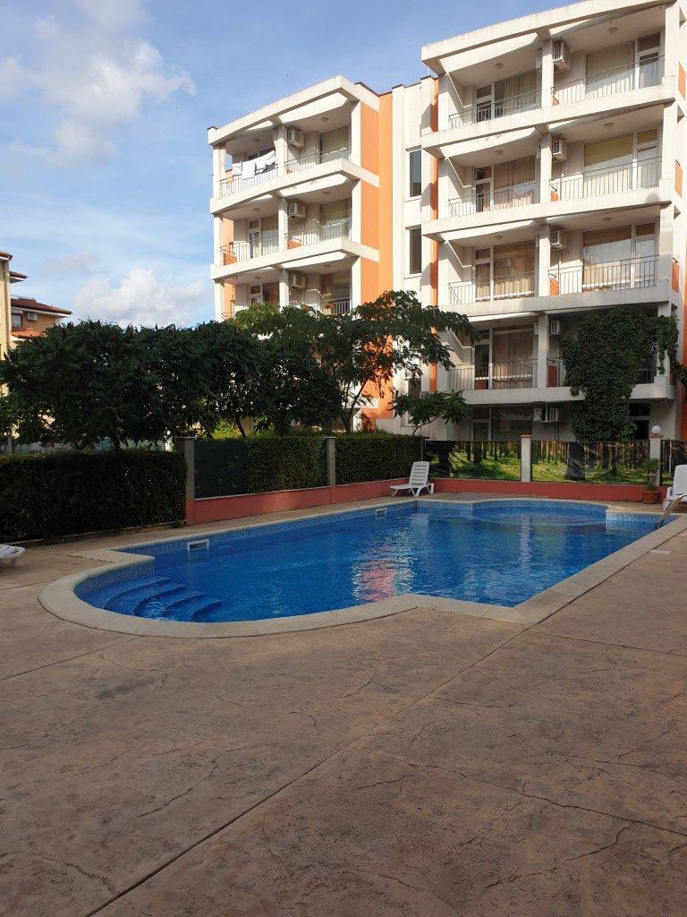 Apartament 3 camere in Sunny Garden, Sunny Beach