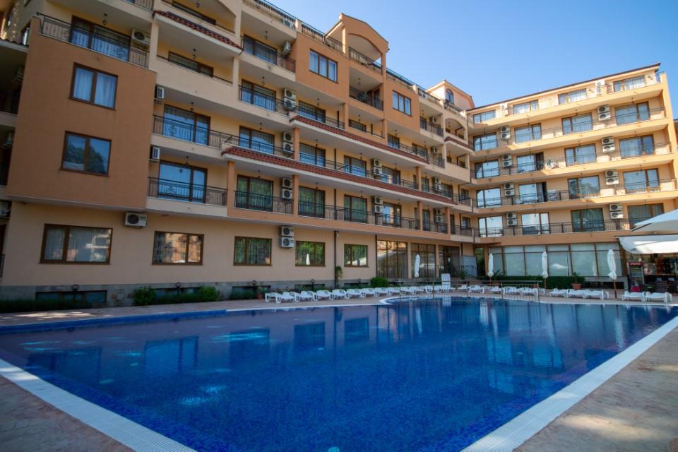 Apartament 3 camere complex Happy Sunny Beach Bulgaria