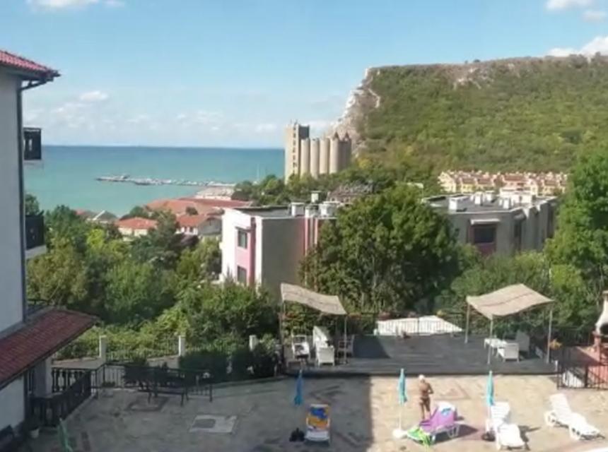 Apartament 2 camere vedere la mare in Kavarna, Bulgaria