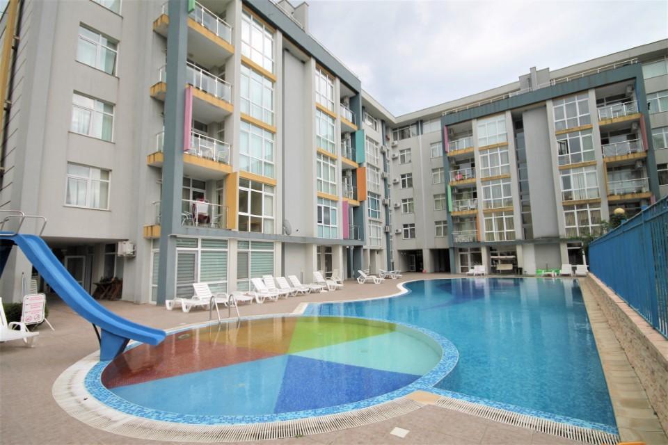 Apartament 2 camere cu loc de parcare in Sunny Beach