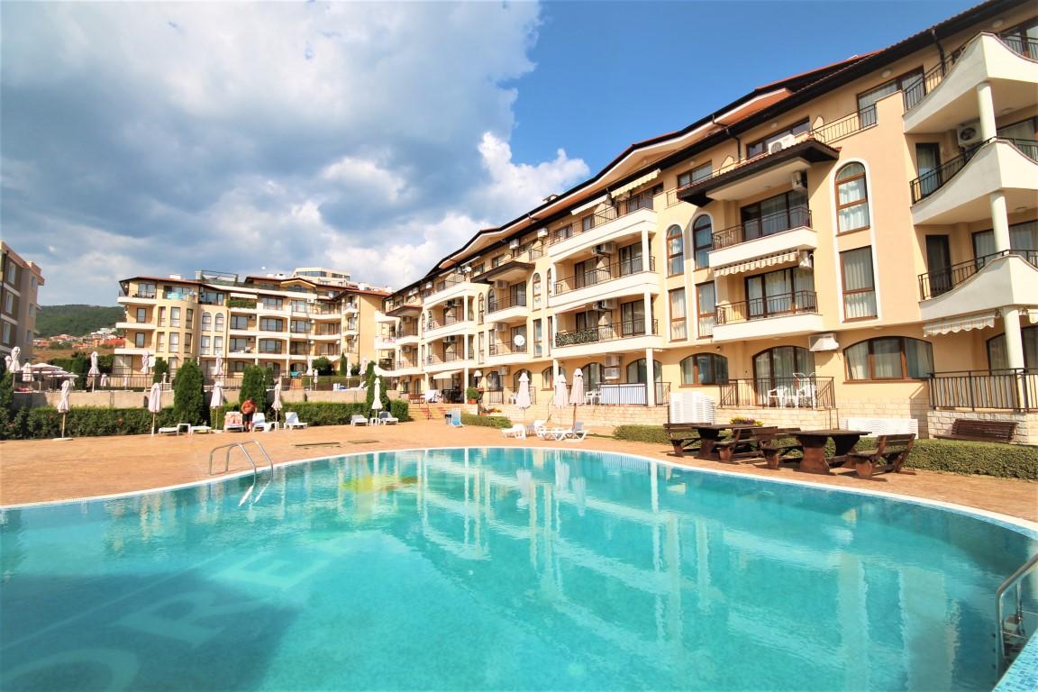 Apartament cu 2 camere mobilat in Aqua Dreams, Sveti Vlas