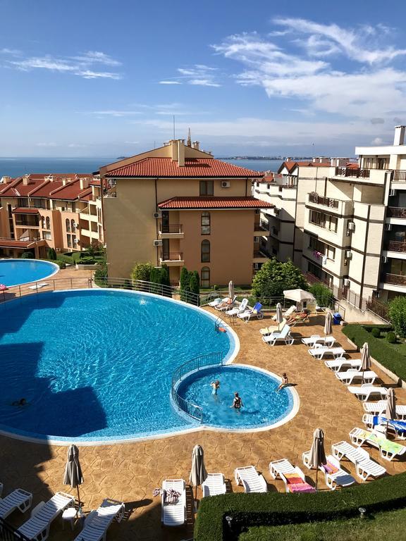 Apartament cu 2 camere mobilat Paradise Dreams, Sveti Vlas