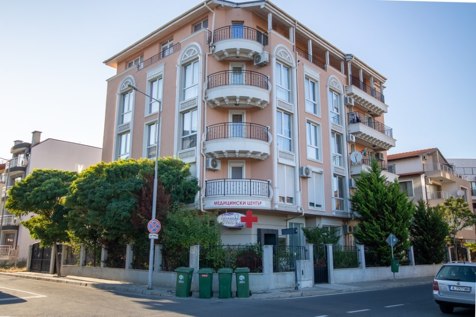Apartament in Nessebar Bulgaria, complet mobilat
