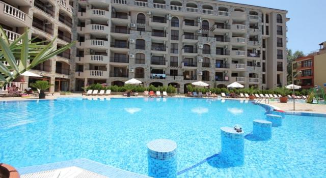 Apartament 2 camere, Kalia, Sunny Beach
