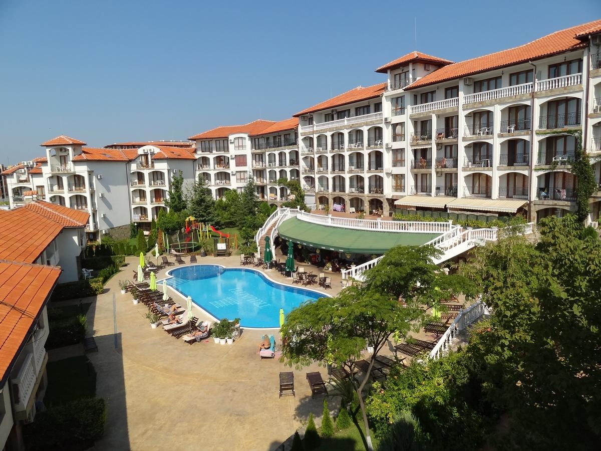 Apartament cu 2 camere, complex Triumph Holiday Village, Sveti Vlas