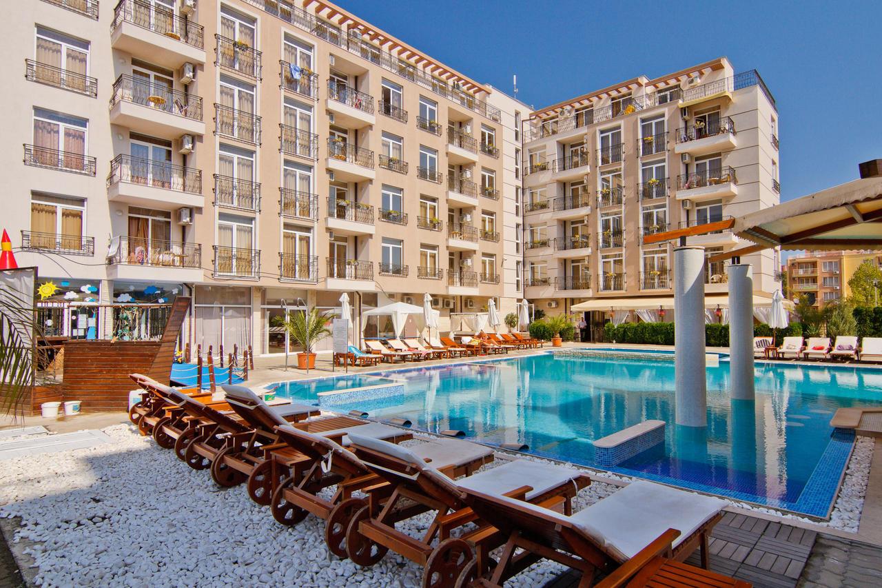 Vanzare apartament Sunny Beach complex Dawn Park