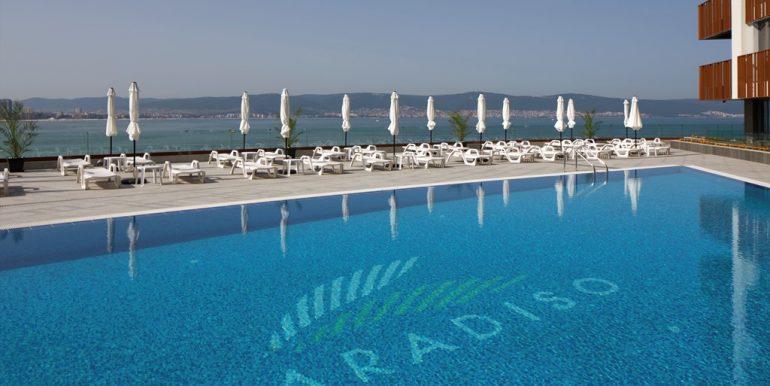 paradiso pool