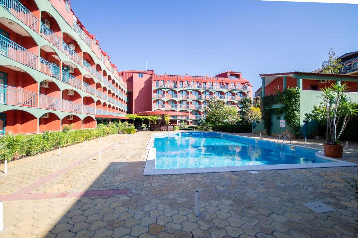 Apartament cu 2 camere, complex Lilia, Sunny Beach