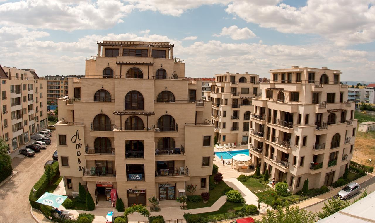 Apartament cu 2 camere, mobilat, complex Amara***, Sunny Beach