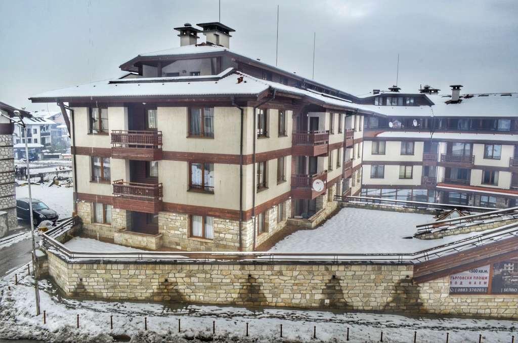Apartament 2 camere spatios, la munte, cu SPA, Belle Vue***, Bansko