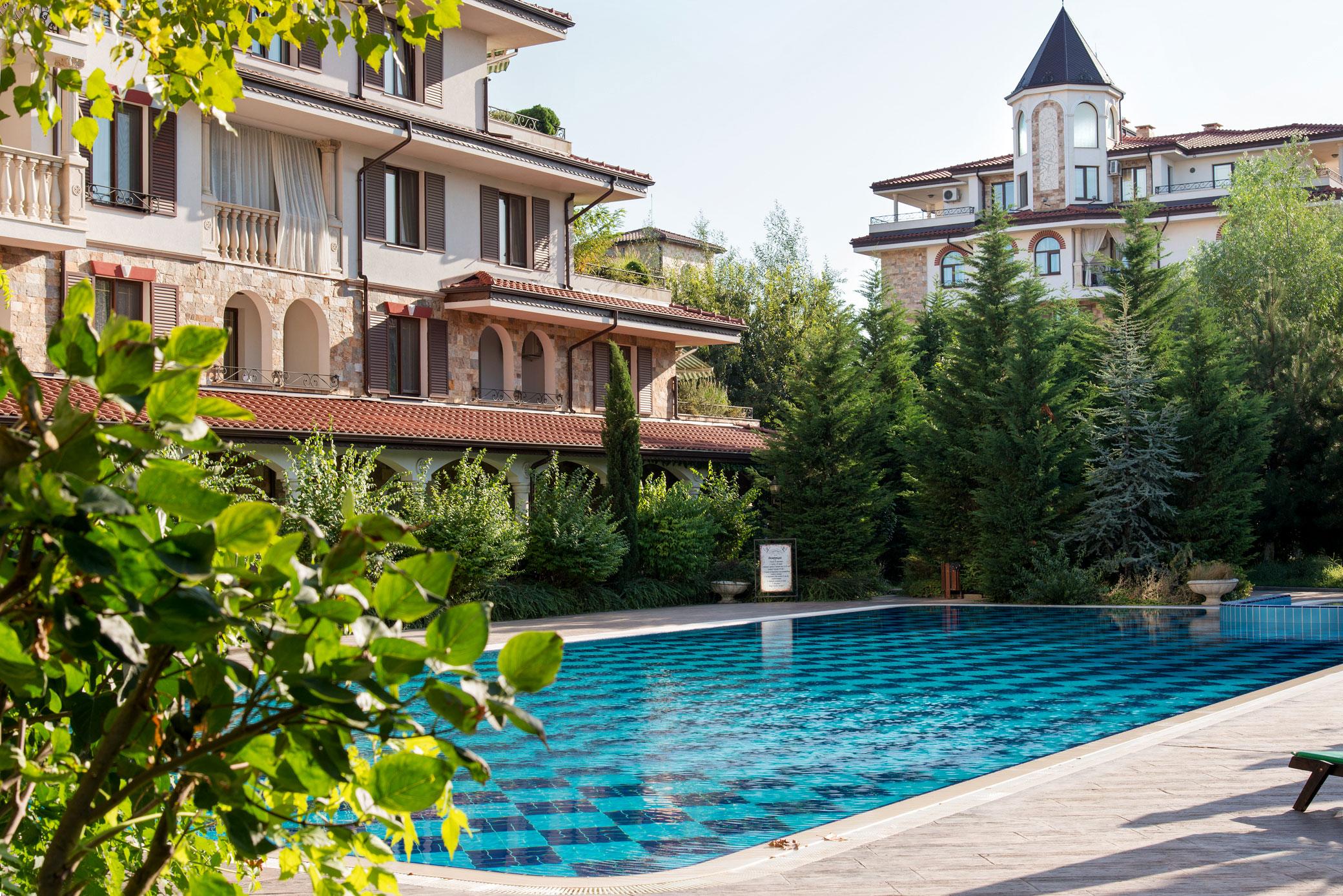 "Studio Residential Complex ""Esteban"" – Nessebar, Bulgaria"