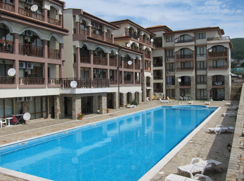 Apartament 2 camere Sveti Vlas Bulgaria