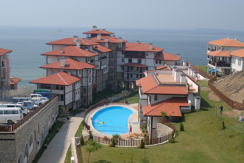 Apartament 2 camere in Sveti Vlas Bulgaria, complex Etara II