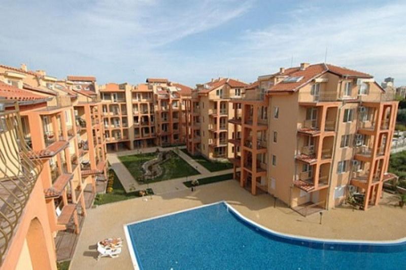 Apartament cu 3 camere (mansarda), Sunny Beach