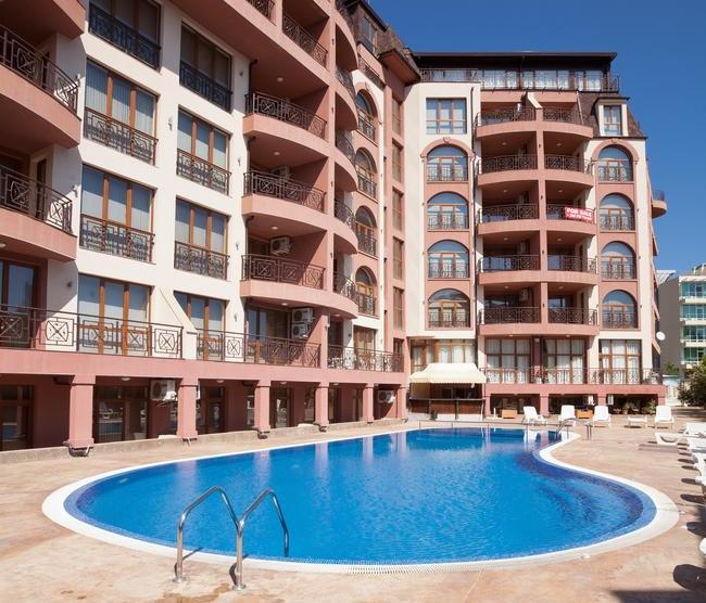Apartament 2 camere complex Pacific Sunny Beach