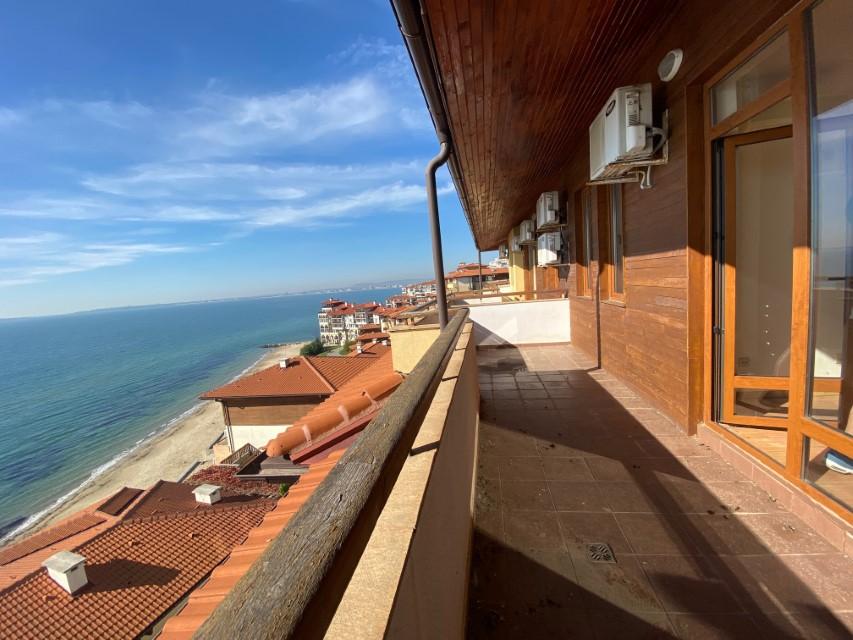 Apartament 2 camere cu vedere panoramică în complex Garden Of Eden Sveti Vlas